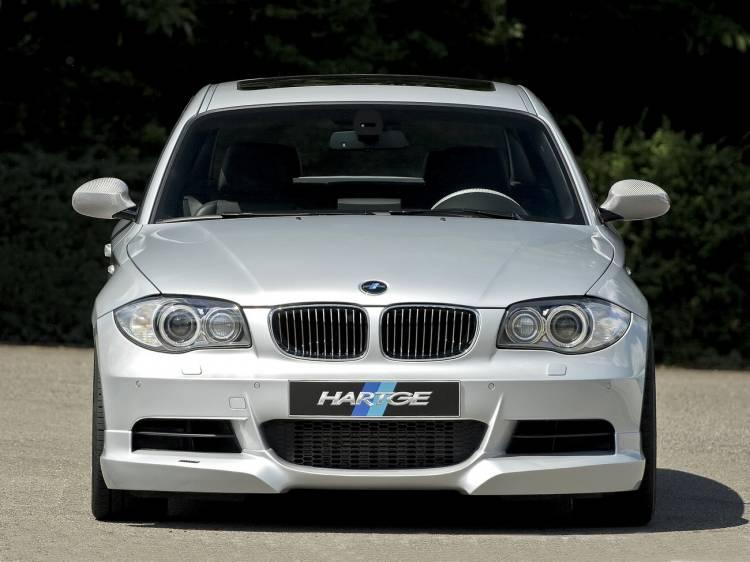 Accesorios Hartge para el BMW Serie 1