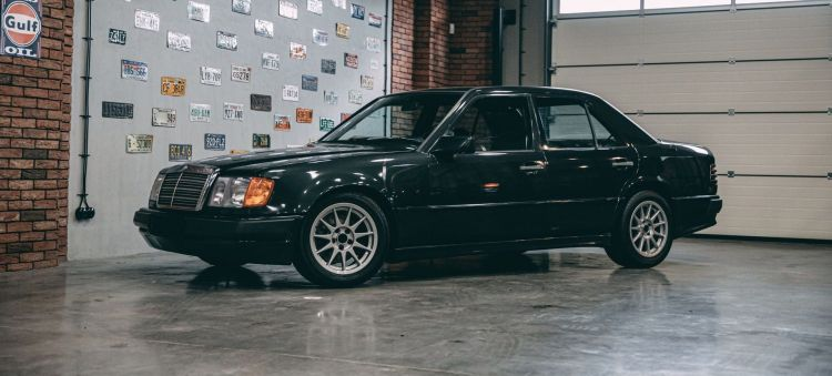 Hartge F1 Bmw M5 Mercedes P