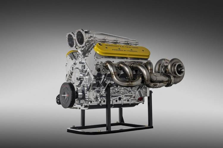 Hennessey Venom F5 Motor 0818 005