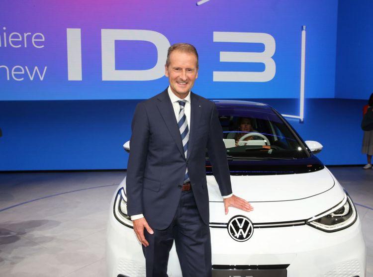 Herbert Diess Volkswagen Id 3