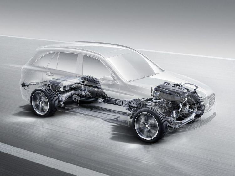 Hibrido Enchufable Mercedes