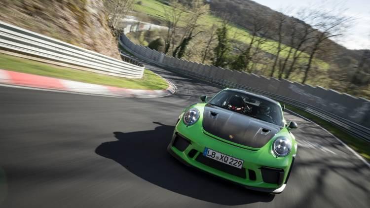 High 911 Gt3 Rs Nurburgring Nordschleife 2018 Porsche Ag 2