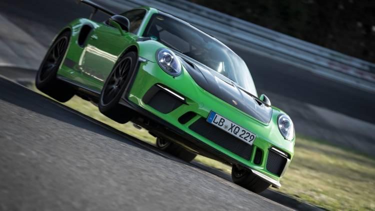 High 911 Gt3 Rs Nurburgring Nordschleife 2018 Porsche Ag 3