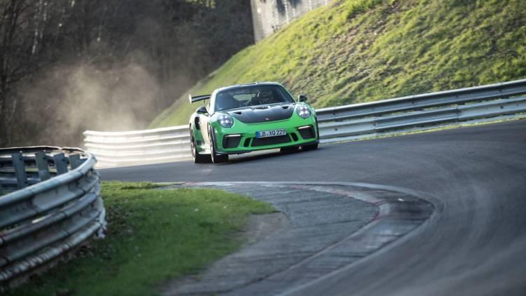 High 911 Gt3 Rs Nurburgring Nordschleife 2018 Porsche Ag