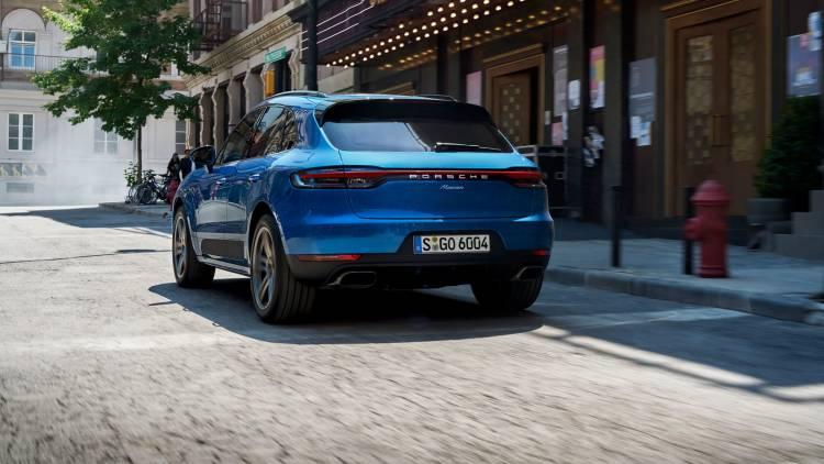 High Macan 2018 Porsche Ag 2