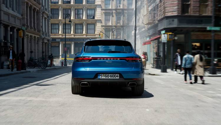 High Macan 2018 Porsche Ag 5