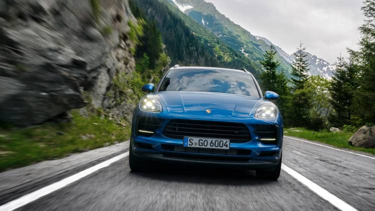High Macan 2018 Porsche Ag 7