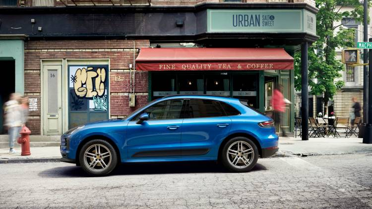 High Macan 2018 Porsche Ag