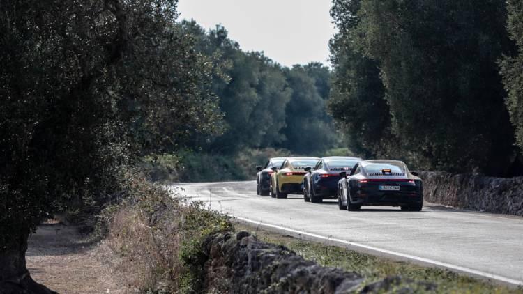 High Porsche 911 Testing Programme 2018 Porsche Ag 1