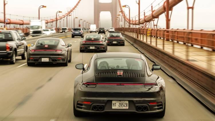 High Porsche 911 Testing Programme 2018 Porsche Ag 3