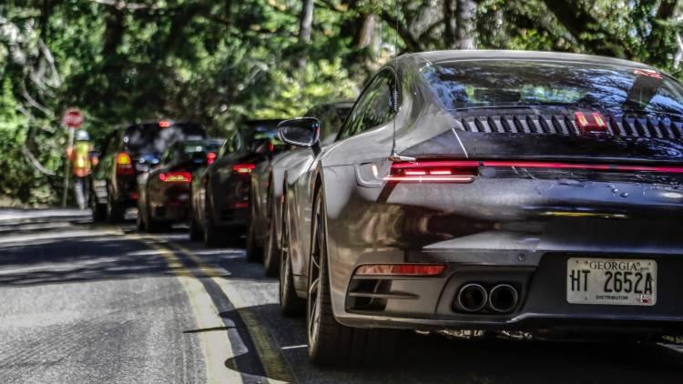High Porsche 911 Testing Programme 2018 Porsche Ag 5