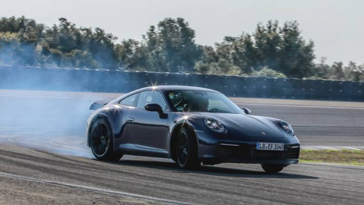 High Porsche 911 Testing Programme 2018 Porsche Ag 6