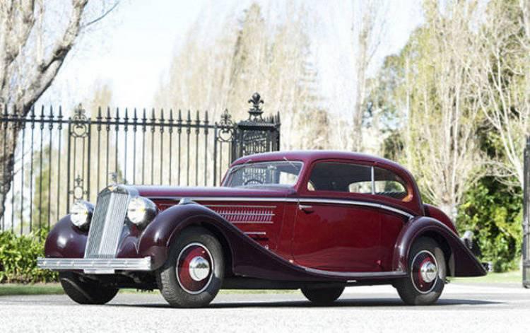 Hispano Suiza K6 Coach Mouette