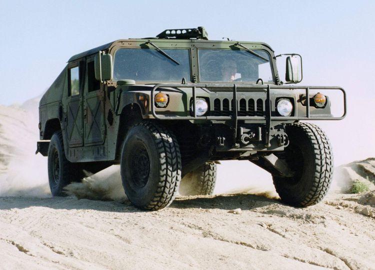 Historia Hummer Hmmwv Militar