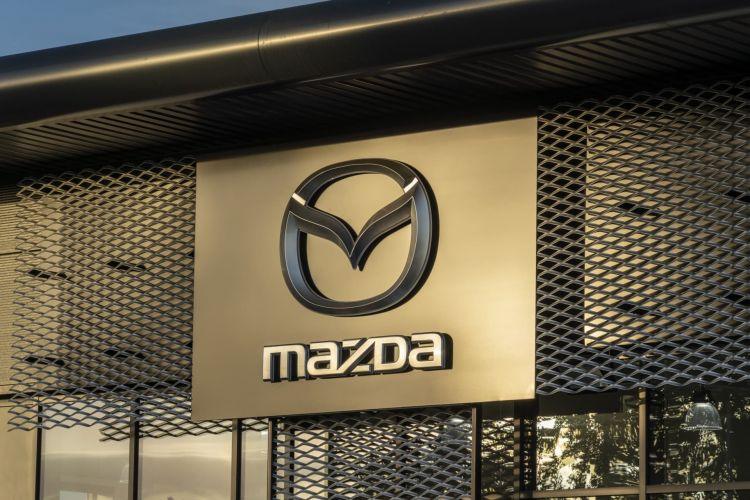 Historia Logo Mazda Actual