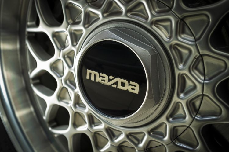 Historia Logo Mazda Anos 70