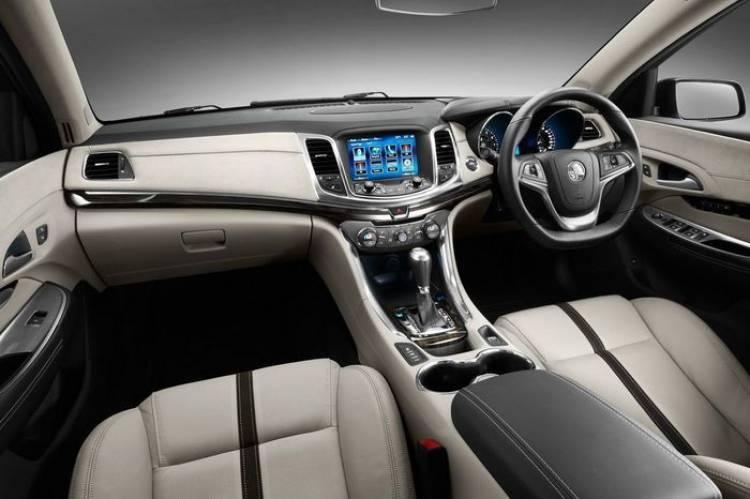 Holden Commodore VF, se presenta el hermano mellizo del nuevo Chevrolet SS