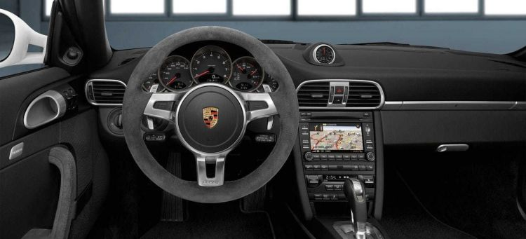 Holgura Porsche Badenes