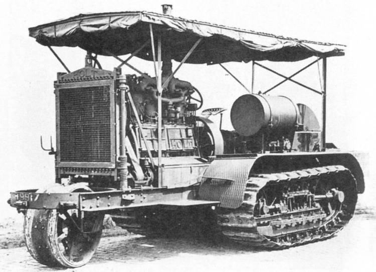 holt-75-tractor