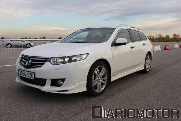Honda Accord 2.2 i-DTEC Type S, presentación y prueba en Madrid