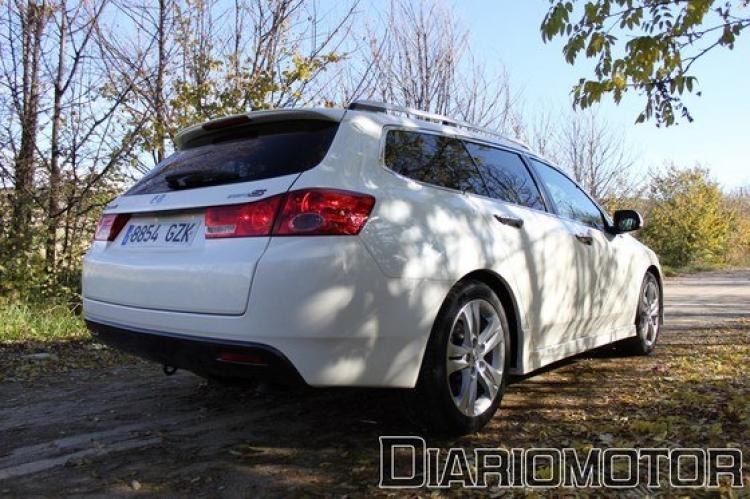 Honda Accord 2.2 i-DTEC 180 CV Type S, presentación y prueba en Madrid (I)