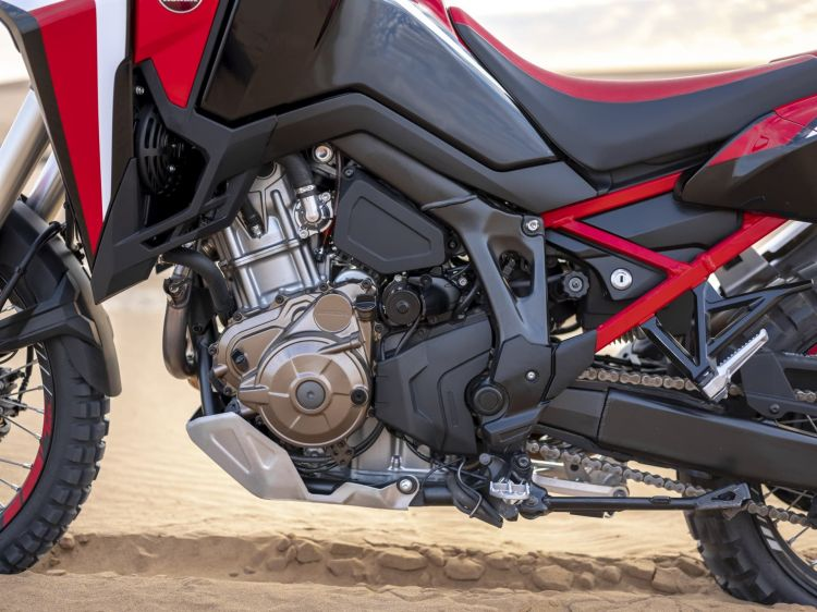 20ym Africa Twin Engine