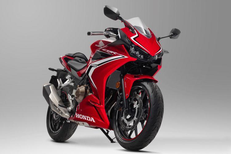Honda Cbr500 R Frontal