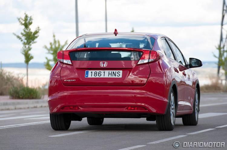 Honda Civic 1.6 i-DTEC 120 CV Sport