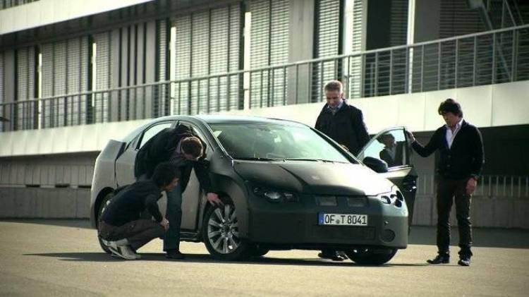 Primeras imágenes espía del nuevo Honda Civic europeo