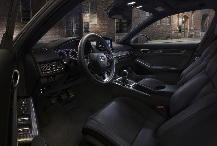 Honda Civic 2022 5p 4