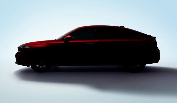 Honda Civic 5 Doors 2021 01