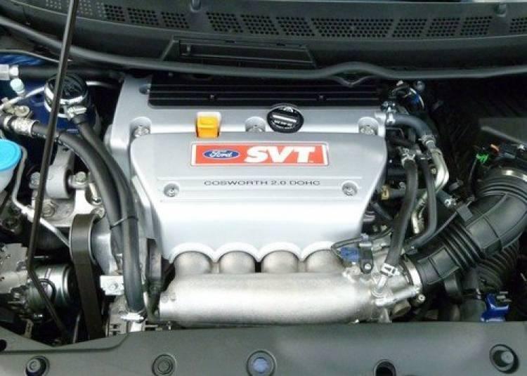 El Honda Civic que se camufló en una concentración de Ford
