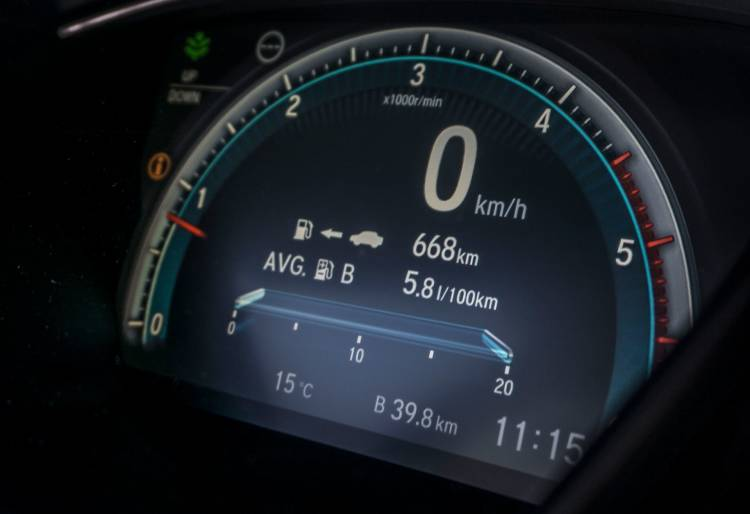 Honda Civic Diesel 2019 Prueba 18