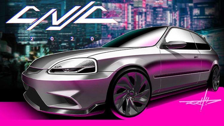 Honda Civic Ek9 2020 1219 01