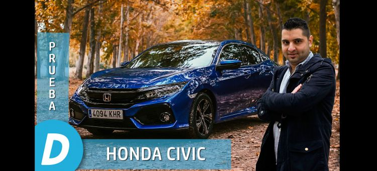 Honda Civic Prueba Video