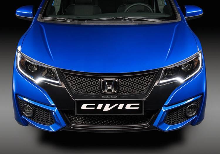 Honda Civic Sport 2015
