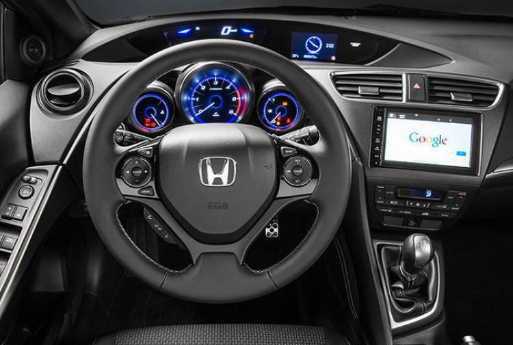 Honda Civic 2015 y Android
