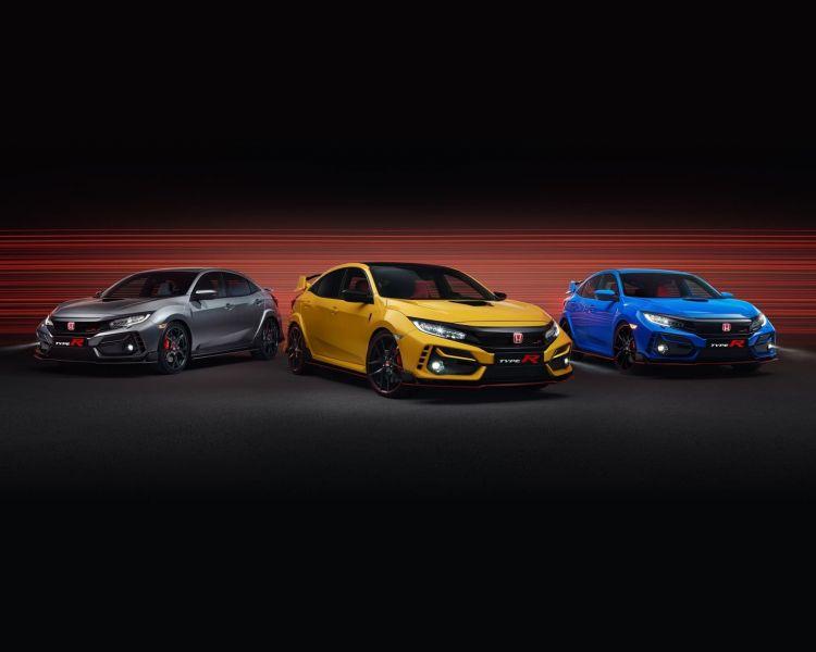 2020 Civic Type R Line Up