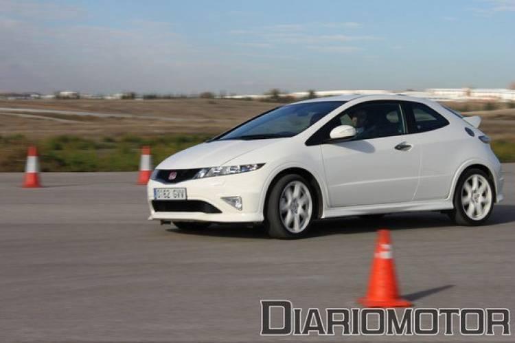 Honda Civic Type R Heritage, diversión de despedida