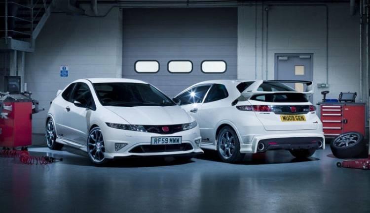 Honda Civic Type R: ¿llegará con 250 caballos?