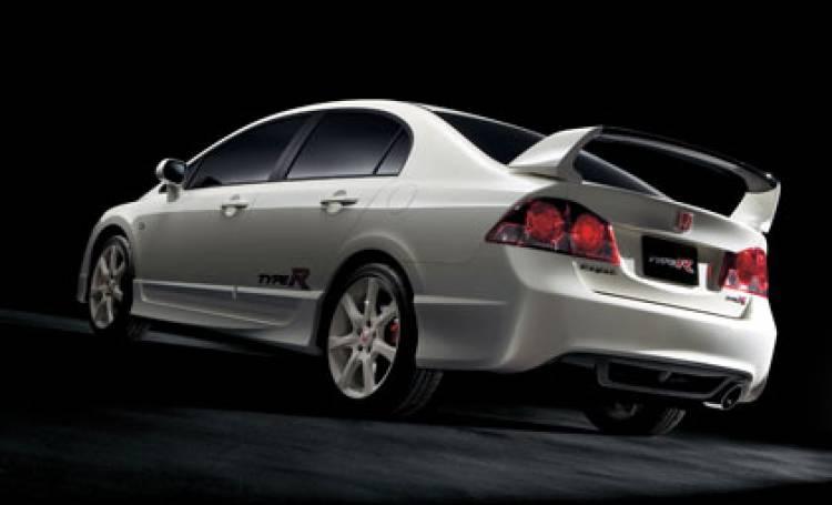 Honda Civic Type-R Sedán, pace-car en el Gran Premio de Japón