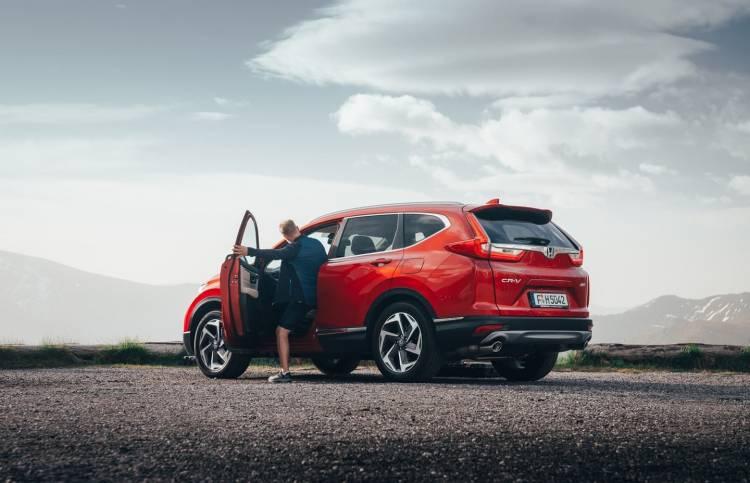 Honda Cr V 2019 Ficha 0718 024