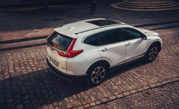 Honda Cr V Hibrido 2019 1