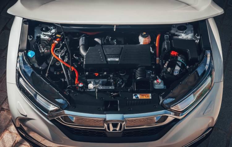 Honda Cr V Hibrido 2019 35