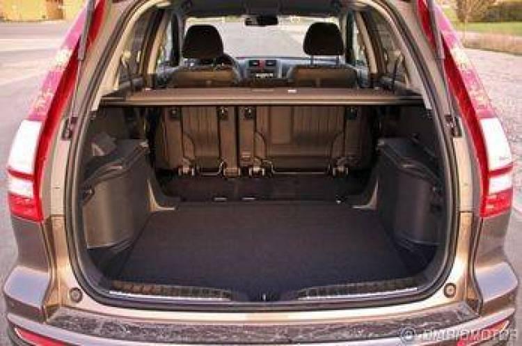 Honda CR-V 2.2 i-DTEC Elegance, a prueba (I)