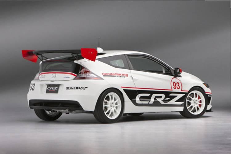 Honda CR-Z Hybrid Racer y R Concept