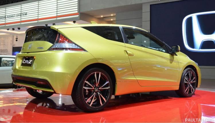 Honda CR-Z Jakarta