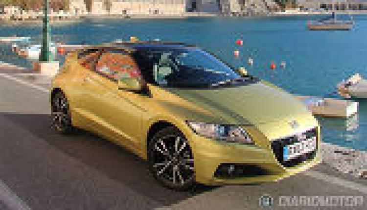 Honda CR-Z 2013: gama y precios para España