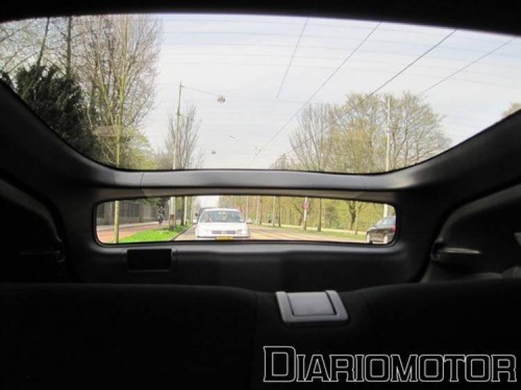 Honda CR-Z, presentación y prueba en Holanda