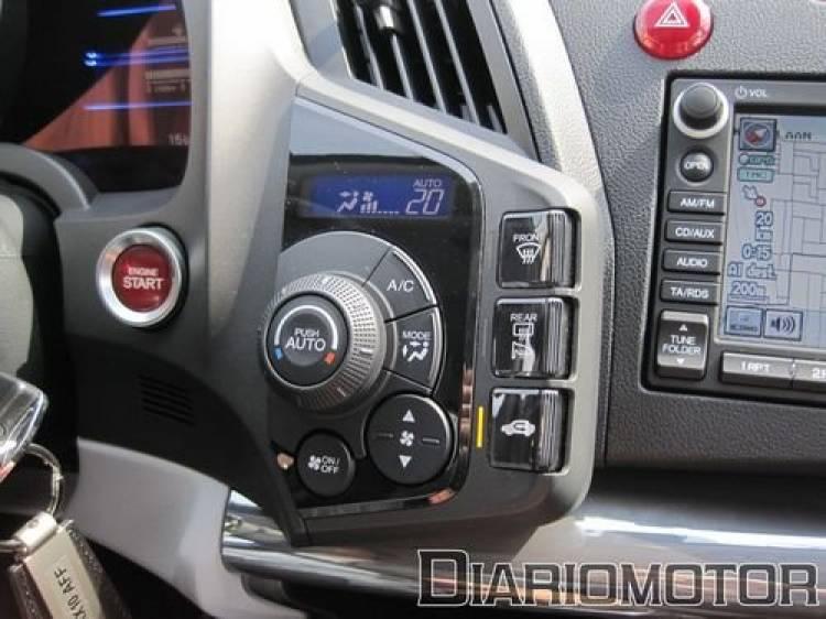 Honda CR-Z, presentación y prueba en Holanda (II)
